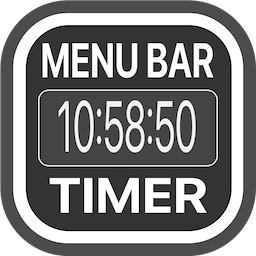 Menu Bar Timer Icon